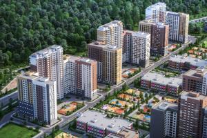 ФСК «Лидер» построит микрорайон на 600 000 квадратных метров на юге Подмосковья