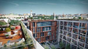 ГК Insigma сообщила о завершении монолитных работ при строительстве ЖК ORDYNKA