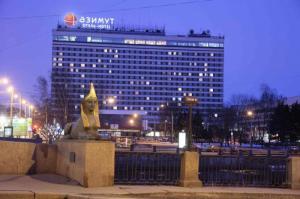 Назначен Операционный директор AZIMUT Отель Санкт-Петербург и А-ОТЕЛЬ Фонтанка Санкт-Петербург