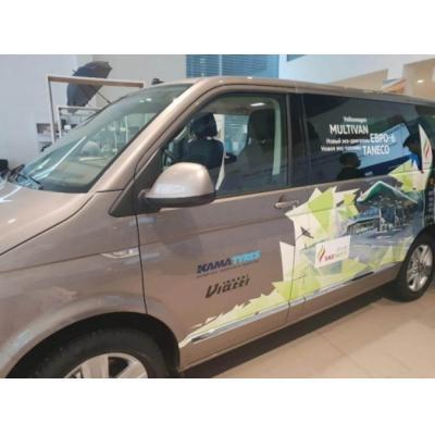 Шины Viatti Bosco Nordico помогут преодолеть Volkswagen Multivan все испытания