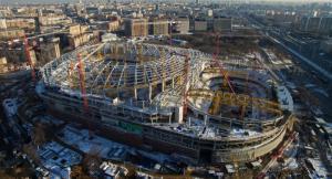 В прошлом году в Москве построили 17 объектов спорта – Лёвкин