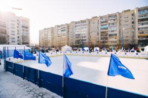 В рамках проекта NIVEA «Голосуй за свой каток!» открылось 15 обновленных ледовых площадок