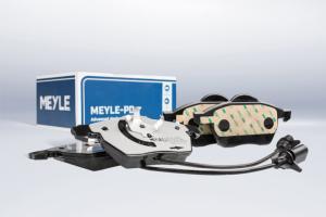 Снижение шума при торможении: тормозные колодки MEYLE-PD с усовершенствованным составом фрикционного материала