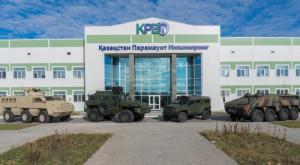 Казахстанский производитель бронированных машин доверяет АКП Allison