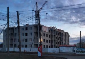 Достроить проблемный объект в Великом Новгороде поможет ООО «ПРОМИНСТРАХ»