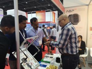 Группа компаний «Инферум» презентовала свои разработки на ведущей международной выставке Arab Health 2019