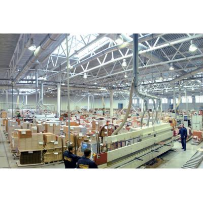 Мебельная фабрика компании «Феликс» в Торопце заработала в полную силу