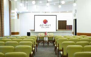 1000 кв. метров нового конференц-пространства в AZIMUT Отель Сибирь