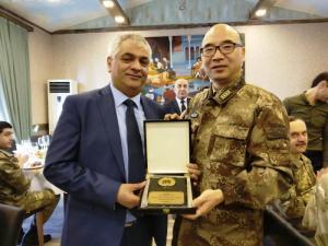 Военные атташе посетили предприятия Министерства Оборонной Промышленности