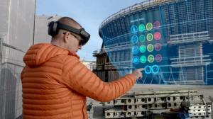 Bentley Systems представила SYNCHRO XR - приложение смешанной реальности для проектов инфраструктурного строительства, использующее Microsoft HoloLens 2