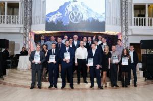 Фольксваген Центр Внуково получил 2 награды на ежегодной дилерской конференции Volkswagen