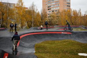 В Ижевске построен лучший скейт-парк Урала