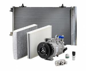 В преддверии летнего сезона компания Delphi Technologies добавила 900 новых вариантов применения в ассортимент компонентов для систем кондиционирования воздуха