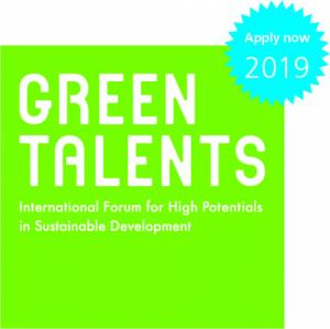 Начался прием заявок на участие в конкурсе «Green Talents»