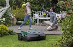 Robomow представила первую в мире технологию визуального распознавания для роботов-газонокосилок