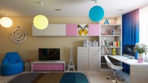 Идеи для обустройства комнаты для ребенка