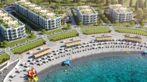 Новый квартал у моря — апартаменты в Севастополе