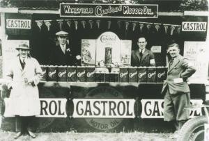 Castrol отмечает 120-летний юбилей