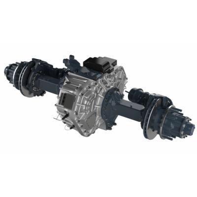 Компания Allison Transmission представляет полностью интегрированную систему электрического привода для грузовиков