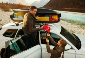 В апреле рост продаж ŠKODA AUTO Россия составил 16,2%