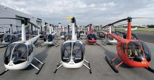 Открылась главная вертолетная выставка России HeliRussia 2019