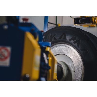 В 2019 году KAMA TYRES планирует приступить к восстановлению шин на ведущие оси для малотоннажных, мелкогрузовых грузовиков