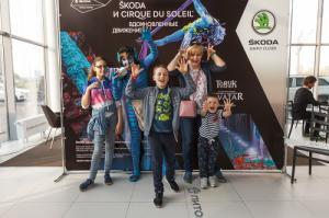 Вслед за Аватаром: космический праздник для детей и взрослых в Сигма Сервис