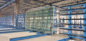 Склад для международного производителя стекла построили в Подмосковье