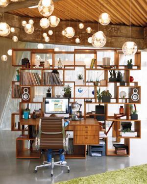Склад-магазин: организация рабочего пространства