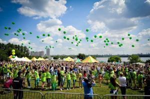 Москва отметит день эколога «зеленым» забегом, мастер-классами и концертом с участием звезд