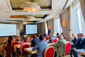 Компания HQTS успешно провела семинар в России на тему контроля качества и перспективах в цепочках поставок из Азии