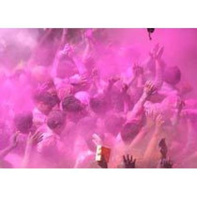 Фестиваль Холла Мохалла в Индии