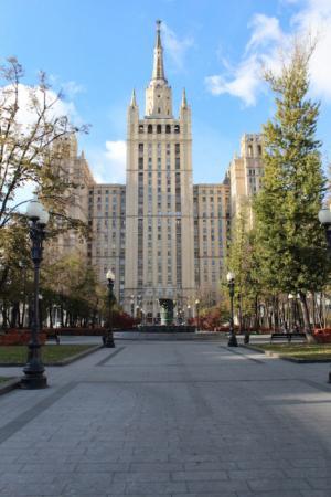 Квартиры в сталинских высотках подорожали
