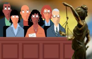 """Правосудие по-российски: в Геленджике жертву домашнего насилия Кристину Шидукову судят в суде присяжных """"без присяжных"""""""