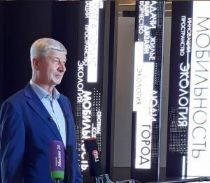 С 4 по 14 июля «Манеж» превратится в мультимедийный комплекс, демонстрирующий, как меняется Москва – Лёвкин