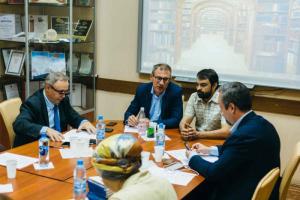 НКО Урала активно сотрудничают со странами Центральной Азии в рамках ряда проектов