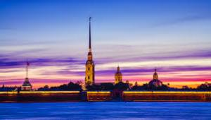 Петропавловская крепость - лидер у иностранных туристов среди традиционных достопримечательностей Санкт-Петербурга