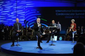 Международный междисциплинарный саммит «Сахарный диабет и сердечно-сосудистые заболевания»: индивидуальный подход к каждому пациенту