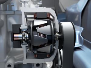 Компания SKF представила передовые разработки в сфере подшипников для электромобилей