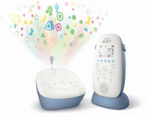 Звездное небо над головой: новая радионяня Philips Avent позаботится о спокойствии малыша