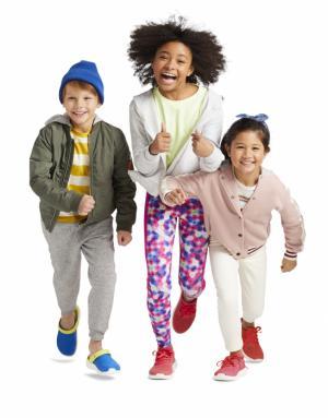 LiteRide™ от Сrocs: теперь и для детей