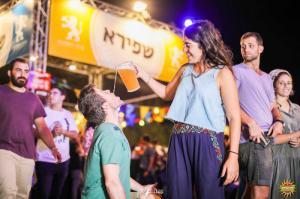 Фестиваль пива в Иерусалиме