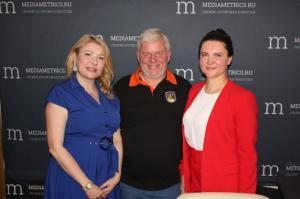 Программа «Бизнес и творчество» стартовала в эфире канала «Медиаметрикс»