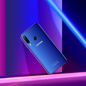 Долгожданный смартфон с тремя камерами DOOGEE N20 дебютирует на российском рынке по невероятной цене 6900 рублей