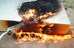 Маркировка «негорючий» - пожарные рассказывают о теплоизоляции в доме