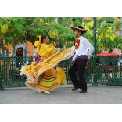 Фестиваль Кумбре Тахин в Мексике