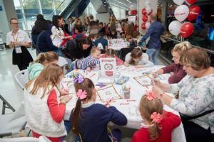 Детский праздник в Москвариуме