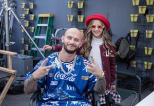 Джиган выпустил новый клип на песню «Я буду» в дуэте с вокалисткой Софией Берг