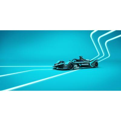 Команда Panasonic Jaguar Racing представляет новый Jaguar I-TYPE 4 и объявляет о сотрудничестве с Castrol, Lego и Scalextric