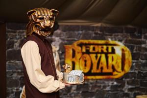 В Казахстане у предпринимателей появится возможность открыть собственный «Форт Боярд»